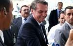 AO VIVO: Bolsonaro fala sobre o avião da Força Aérea Chilena que desapareceu e outros temas (veja o vídeo)