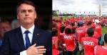 Bolsonaro descarta volta de imposto sindical