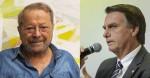 Vereza pede pela arte e cultura e diz que Bolsonaro é digno de confiança pois, após 28 anos de política, não se corrompeu