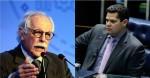 """Carvalhosa: """"O acordo firmado entre o corrupto PT e o tirano do Senado Davi Alcolumbre"""""""