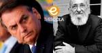 """Bolsonaro defende o cancelamento de contrato com a TV Escola e chama Paulo Freire de """"energúmeno"""" (veja o vídeo)"""