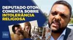 O Brasil não será o lugar da cristofobia e da intolerância! (veja o vídeo)