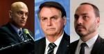 Ministro determina arquivamento do processo contra Jair e Carlos Bolsonaro no caso Marielle Franco