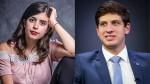 """Mensagem intrigante nas redes sociais sinaliza """"namoro"""" entre os deputados mais jovens da Câmara…"""