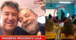 FLAGRANTE: Dentro de escola pública, parlamentar petista doutrina alunos e incita protestos (veja o vídeo)