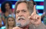 """José de Abreu ameaça seguidores: """"Não tem papo: falou de Lei Rouanet ou Vaquinha vai levar processo"""""""