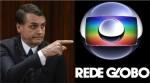 "Bolsonaro: ""Chega de fake news, chega de mentir… O Globo, chega de atrapalhar o Brasil!"" (veja o vídeo)"