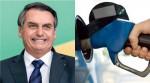 """Bolsonaro pretende enfrentar o """"monopólio"""" das distribuidoras, para baixar o preço do combustível (veja o vídeo)"""