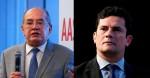 "Gilmar, faz aflorar a ""inveja"", e afirma que saída de Moro da Lava Jato foi positiva para o Brasil (veja o vídeo)"