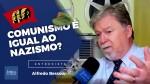 """""""O Brasil precisa equiparar com urgência o comunismo ao nazismo"""", alerta analista político (veja o vídeo)"""