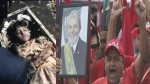 """O conto """"A Santa"""" de Garcia Márquez e a narrativa """"Lula Livre"""" de zumbis ideológicos com a cabeça feita"""