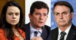 Janaína Paschoal repudia a extrema imprensa e sai em defesa de Moro e Bolsonaro