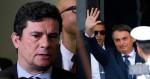 Moro elogia Bolsonaro pela criação da Força Nacional Ambiental, para proteção da Amazônia