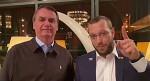 Bolsonaro e Felipe Barros comemoram resultados positivos do Aliança pelo Brasil e acordos na Índia (veja o vídeo)