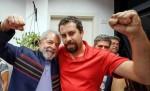 """MPF aumenta a """"capivara"""" de Lula e desta feita o """"comparsa"""" é Guilherme Boulos"""