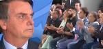 Artistas sertanejos entregam carta de apoio ao Governo e Bolsonaro se emociona