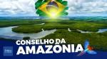 Conselho da Amazônia: é o Brasil protegendo nossa floresta (veja o vídeo)