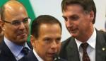 Bolsonaro escancara a relação com Witzel e Dória: a traição e a ambição por 2022 (veja o vídeo)