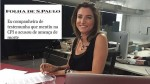 Desmascarada, Folha expõe de maneira infame a vida de testemunha