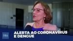 Brasil em alerta máximo contra o coronavírus: quarentena já está preparada (veja o vídeo)