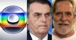 Rede Globo novamente tenta manchar a imagem de Bolsonaro e distorce declaração (veja o vídeo)