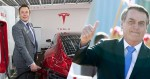 Bolsonaro afivela malas para os Estados Unidos para trazer a Tesla para o Brasil
