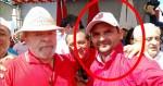 Prefeito petista do interior do Ceará dá cusparada em policiais militares durante o carnaval