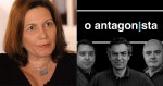 """Bia Kicis desmente """"fake news"""" de O Antagonista sobre as manifestações: """"Foda-se essa narrativa de vocês"""""""