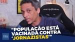 'Jornazistas', centrão e esquerda: todos contra Bolsonaro (veja o vídeo)