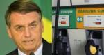 Bolsonaro anuncia quinta redução seguida no preço do combustível e põe pressão sobre os governadores