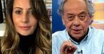 Ana Paula Henkel é atacada por jornalistas petistas e recebe apoio de líderes políticos