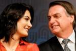 """Extrema-imprensa chega ao fundo do poço e, para atingir Bolsonaro, aventa """"infidelidade"""" de Michelle"""