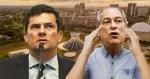 """Ciro volta a falar bobagem e é desmoralizado por Moro: """"Apesar dos Gomes, a crise foi resolvida"""""""