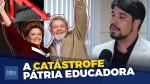 O fracasso da pátria educadora (veja o vídeo)