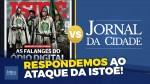 A mentira covarde e difamatória da Revista IstoÉ contra o Jornal da Cidade Online (veja o vídeo)