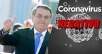 """Para tristeza da """"imprensalha"""", 2º exame de Bolsonaro dá negativo para o Coronavírus"""