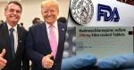 """FDA, nos EUA, libera a hidroxicloroquina e a turma do """"quanto pior, melhor"""" terá que se curvar ao """"remédio de Trump e Bolsonaro"""""""