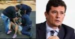 Mulher é agredida por descumprir decreto em SP e Moro alerta sobre 'abusos' (veja o vídeo)