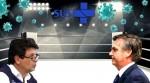 """Os bastidores da """"briga"""" entre Bolsonaro e Mandetta, que a história nunca irá contar"""