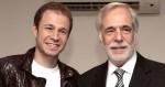 """Pai de Tiago Leifert, do BBB da Globo, pode estar por trás de """"censura"""" a cantor Gusttavo Lima"""