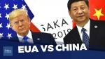 """Estados Unidos X China: quem vai ganhar essa """"guerra""""? (veja o vídeo)"""