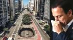 São Paulo no limite: Decisão de aumentar a quarentena enterra as esperanças de milhares de paulistas (veja o vídeo)