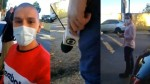 Homem curado do Covid-19 flagra equipe da Globo em frente a hospital e dá lição (veja o vídeo)