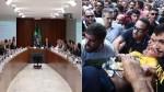 Aqueles que pedem a divulgação da reunião de ministros, impedem a quebra do sigilo do celular do advogado de Adélio