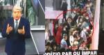 Covas leva o terror para SP, causa baderna e acelera o contágio, denuncia Datena (veja o vídeo)