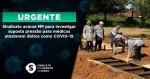 No Ceará do petista Camilo Santana, Sindicato dos Médicos aciona MP por suposta pressão para atestar Covid-19 em óbitos