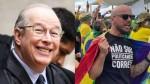 """Celso de Mello e a infâmia: os """"bolsonaristas fascistóides"""""""