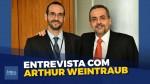 """""""Estamos no estágio inicial de uma ditadura"""", alerta Arthur Weintraub (veja o vídeo)"""