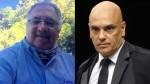 Procurador propõe HC contra Moraes para continuar criticando o ministro e não ser incomodado pela PF