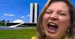 Joice dá chilique na web após ser desmascarada em rede nacional (veja o vídeo)